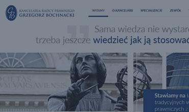 Referencje  Grzegorz Bochnacki, Radca Prawny